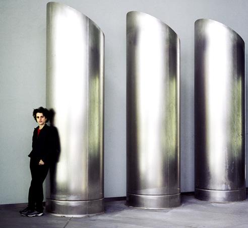 Olga Neuwirth, Vienna 2004.