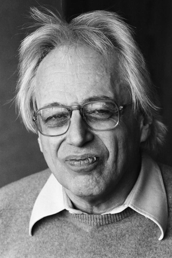 Componist Gyorgy Ligeti  *1 februari 1984