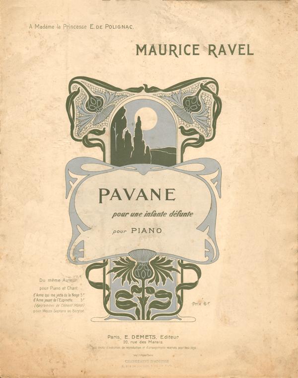 Ravel_PavanePourUneInfanteDefunte
