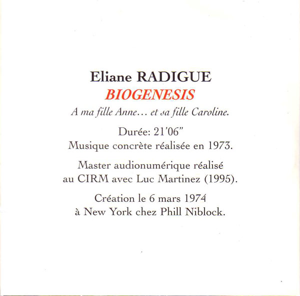 elianeeadigue_biogenesis